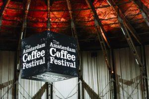The Amsterdam Coffee Festival klaar voor zesde editie