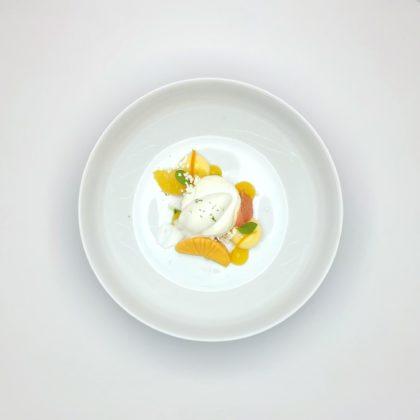 Dessert Elea Bronzen Koksmes