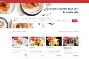 Diningcity: nieuwe website en nieuw reserveringssysteem
