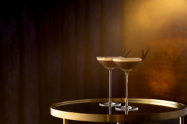 Cocktailrecept: La Vanille Grey Goose Espresso Martini