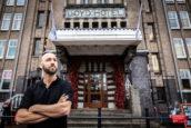 Technogrootheid Rocco Veenboer slaat nieuwe weg in met Lloyd hotel