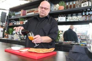 Kaas, selderij en naan: speciaalbier en spijs op Horecava