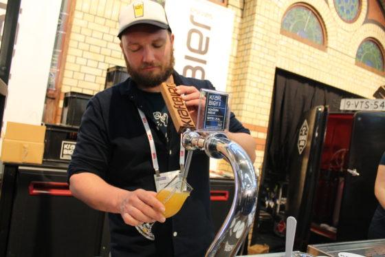 Fotoreportage Horecava 2019: Bier Wereld in beeld