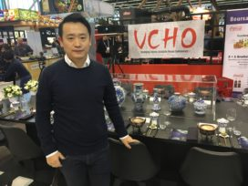 Chef-kok Han Ji opent namens VCHO Azië Paviljoen