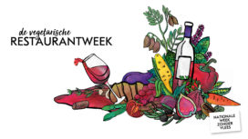 De Vegetarische Restaurantweek 2019 opent inschrijvingen