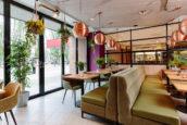 Horecainterieur: Flexibel interieur in Theatercafé Den Bosch
