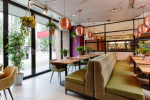 Horecainterieur: Flexibel interieur in Theatercafé Den Bosch