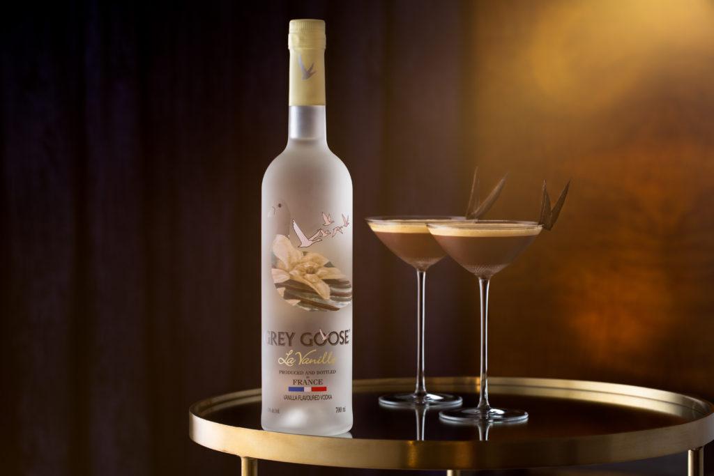 La Vanille Grey goose Espresso Martini
