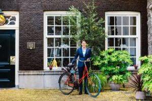 The Dylan Amsterdam: fiets voor nieuwe horecamedewerkers