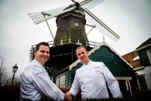 Marcel Bonda nieuwe chef-kok Molen de Jonge Dikkert