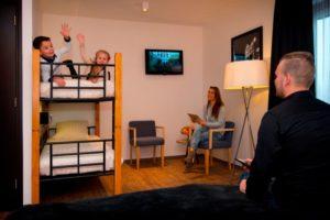 Preston Palace voor vijfde maal: Familiehotel van het Jaar