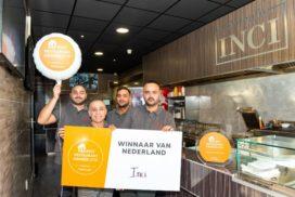 Inci uit Rotterdam verkozen tot beste bezorgrestaurant van Nederland
