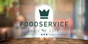Vitam neemt Foodservice Award categorie catering in ontvangst