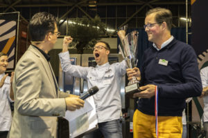 Juriaan Swanink maakt De Lekkerste Maaltijdsalade