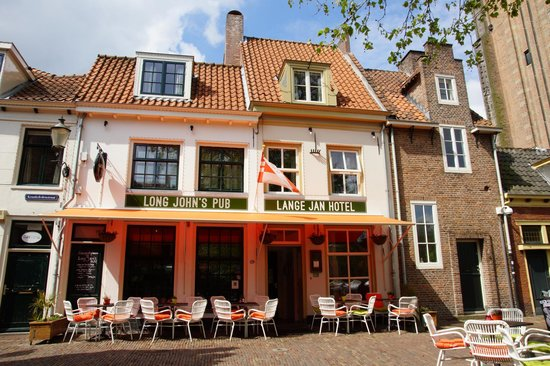 Tripadvisor Top 25: Meest voordelige hotel 2019 - Lange Jan Amersfoort