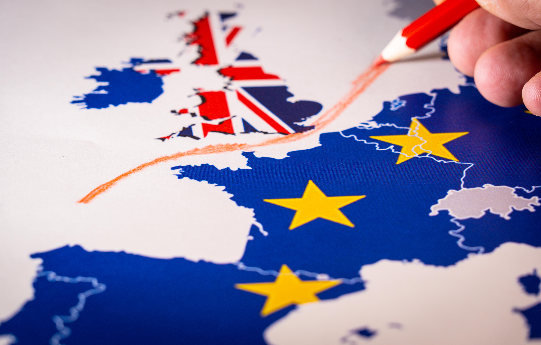 Doe de Brexit-scan