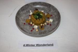 Foto's Lekkerste Stamppot 2019: winnaar Winter Wonderland