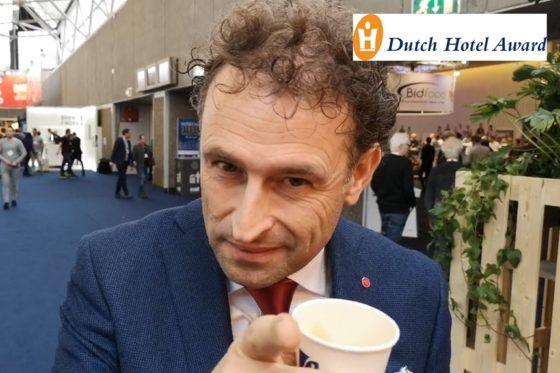 Juryvoorzitter Bas Tolmeijer trapt Dutch Hotel Award 2019 af