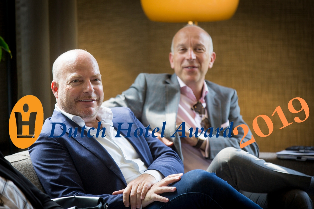 Alles over de Dutch Hotel Award