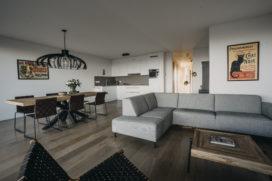 Suite-Appartementen Strandhotel Cadzand-Bad gereed voor gasten