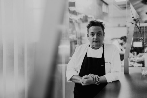 Chris Naylor opent one table-restaurant Naylor's