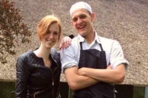 Jelle Jansen en Corine Kleine: eigen restaurant in Gramsbergen