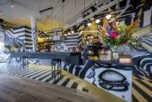 Diego's: hamburgers, kaasdip en Rotterdamse graffiti