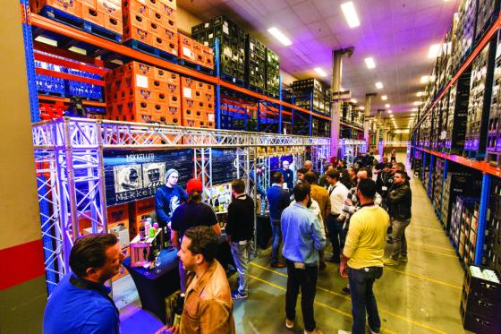 80 bierbrouwers op Multi Bier Xperience in Helmond