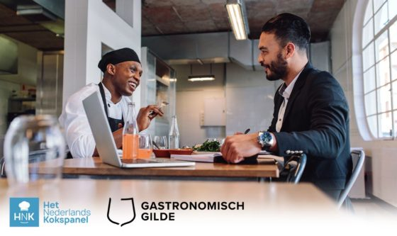 Samenwerking Gastronomisch Gilde en Nederlands Kokspanel