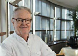Chef-kok John Halvemaan overleden