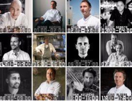 Culinaire nachtbrakers gezocht voor 24H Chefs