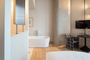 Horecainterieur: designhotel Pontsteiger van Vondel Hotels