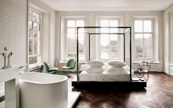 Parc Broekhuizen en Kazerne lid van Design Hotels