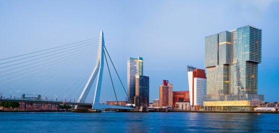 'Amsterdamse hotelmarkt koelt af, Rotterdam komt op stoom'