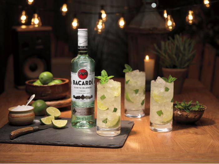 Cocktailrecepten Bacardi