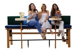 Innovaties terrasmeubilair 2019: van terrasstoelen tot -aankleding
