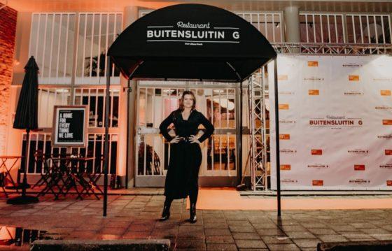 Pop-up restaurant Buitensluiting sluit expres mensen buiten