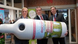 Avans Hogeschool zamelt met Eurest en Coca Cola PET-flessen in