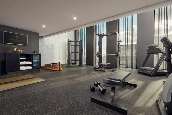 De gym