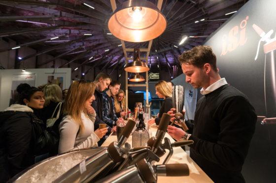 Sfeerimpressie Amsterdam Coffee Festival 2019