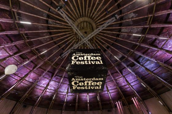 Amsterdam, 2 Maart 2019: The Amsterdam Coffee Festival. © Sebastiaan Rozendaal
