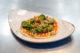Video Ron Blaauw: bereiding Pizza van flammkuchen met gerookte zalm