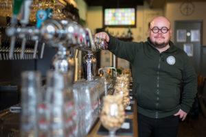 Yuri Hegge over Foeders: 'Bier is een middel, niet het doel'