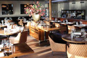 Brasserie Bakboord is verbouwd