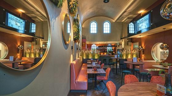 Grand café Prins Mauritshuis Blokzijl heropend