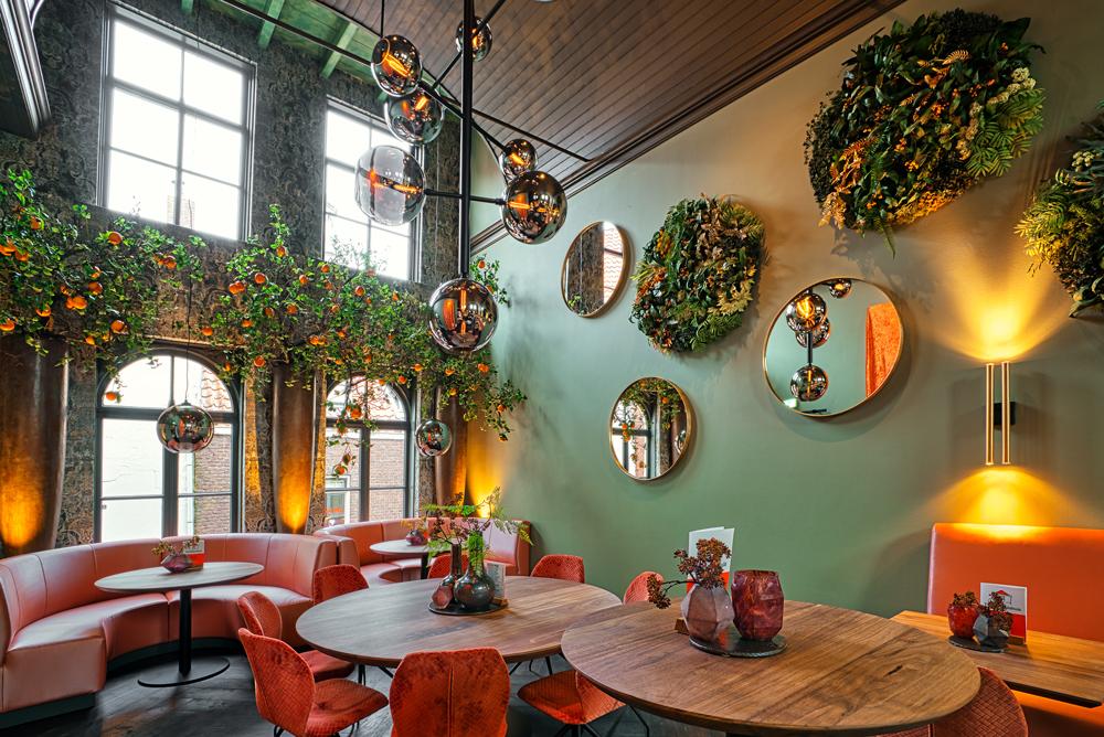 grand café Prins Mauritshuis