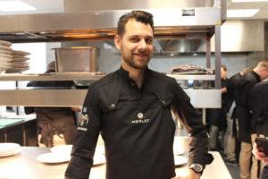 Jonathan Zandbergen over de nieuwe keuken van sterrestaurant Merlet