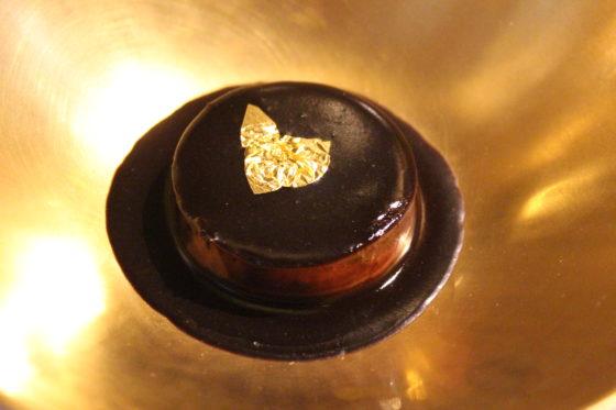 Ree a la Royale. Met dit klassieke Franse gerecht won Zandbergen de Prix Culinair Taittinger 2014.