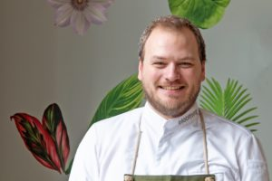 Roel Oostrum executive chef van Blooming