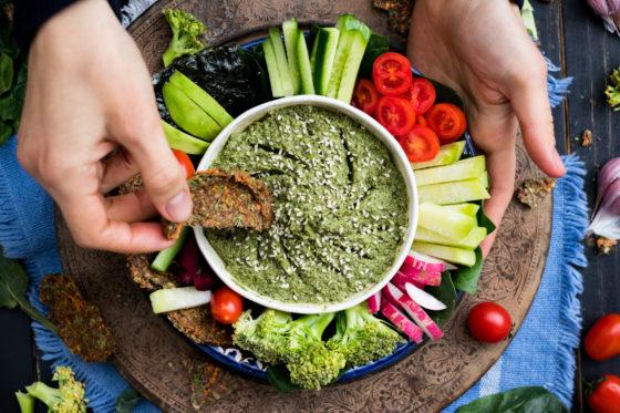 De Vegetarische Restaurantweek van start met 531 restaurants